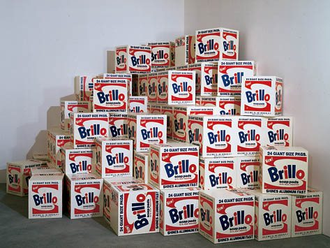 andy warhol and consumerism -andy warhol: consumerism what's great about this country is america started the tradition where the richest consumers buy essentially the same things as the poorest .